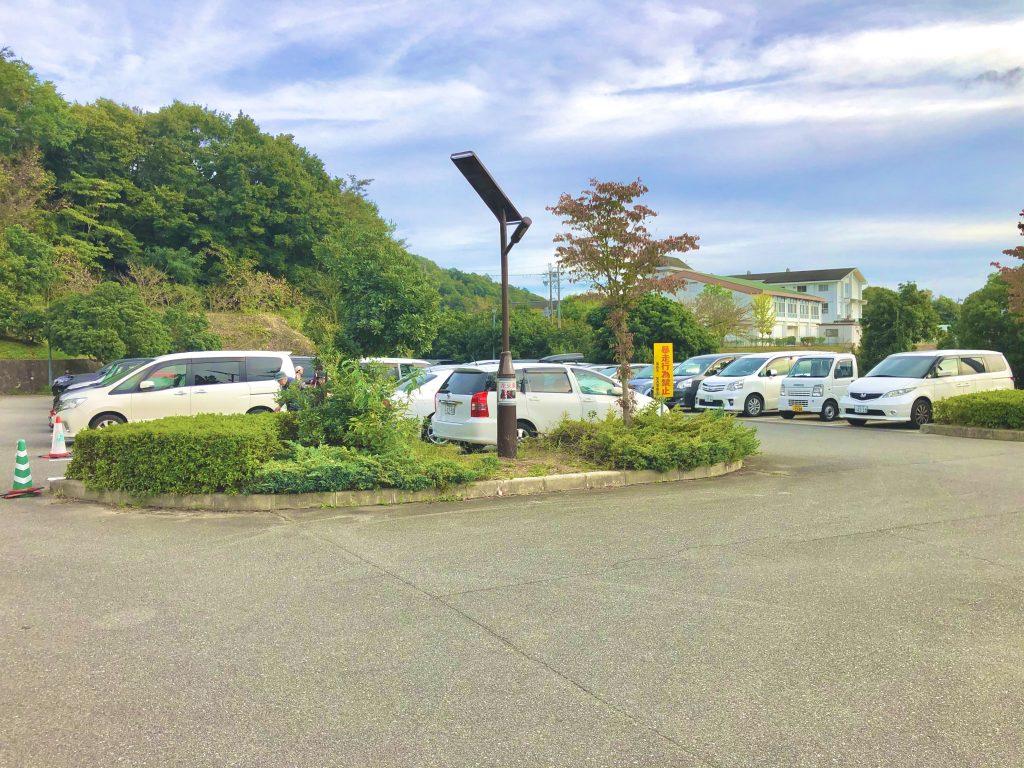 丸山総合公園駐車場